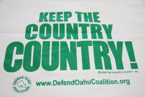 Keep the Country Country エコバッグ(M)